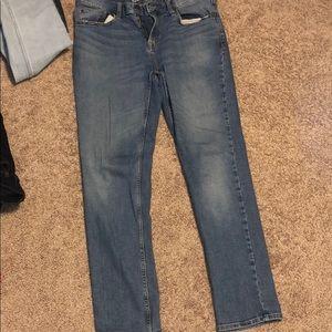 Old navy slim stretch skinny jeans